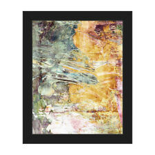 Click Wall Art 'Vision of Summer Days' Framed Painting Print