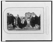 Banqueting Hall,Kenilworth Castle,England,Ruins,Robert Dudley Leicester,c1865