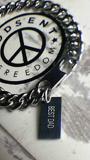 Boys Mens Stainless Steel Chunky Personalised Engraved Curb Chain Bracelet