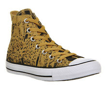 Mens Converse Converse All Star Hi Canvas MIRRORED LEOPARD PRINT  Trainers Shoes