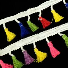 Mini Tassels Tassel Trimming Sewing  Craft Jewellery Making Clothes 1m