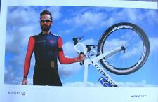 Cycling, TEAM WIGGINS Pro.Racing Team 2015, double-sided Poster, Bradley & Team