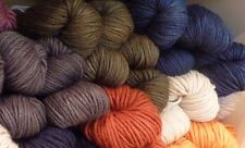 Blue Sky Yarns Worsted Hand Dyes- GORGEOUS- Alpaca & Wool Pick a Color- Sale!