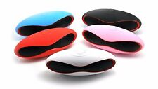 NEW Portable Bluetooth Wireless FM Stereo Speaker For Smart Phone Tablet iPhone