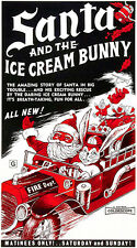 Santa And The Ice Cream Bunny - 1972 - Movie Poster