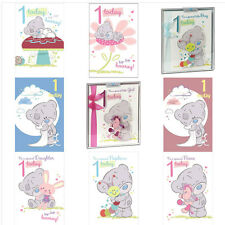 1st Birthday Me to You Bear Cards