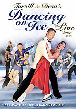 Torvill And Dean's Dancing On Ice - The Live Tour 2007 (DVD, 2007)