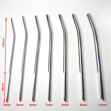 Stainless Steel Penis Stretcher Urethral Sounding Dilater Stretching Sets