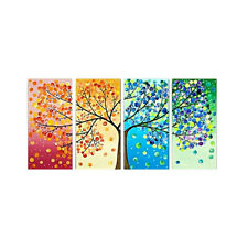 Scenery Panels Canvas Wall Art Hanging Painting Picture Unframed Home Decor Gift