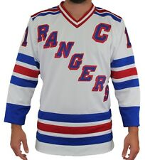 Mark Messier New York Rangers Mitchell & Ness Authentic 1993 White NHL Jersey