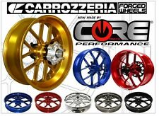 SUZUKI GSXR1300 HAYABUSA 1997-2007 CARROZZERIA VTRACK FORGED WHEELS SET OF 2