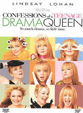 Confessions of a Teenage Drama Queen (DVD, 2004, Full Frame) LN GS15