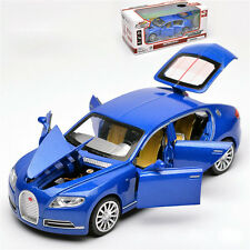 Alloy Diecast 1:32 Bugati Veyron Light Music Sound Car Model Collection Kid Toy