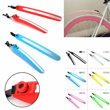 Cycling Mudguard Fenders Set Rear Front Mud Guards Bicycle Bike MTB