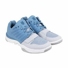 K-Swiss X Court Athleisure Mens Blue Synthetic Athletic Training Shoes