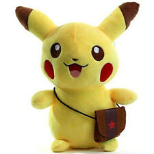 Pokemon Cute Pikachu Plush Toys Soft Stuffed Doll Pocket Monster Kids Xmas Gift