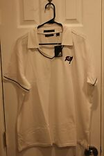 white Tampa Bay Buccaneers ladies / women's polo / golf shirt (NEW) - see sizes