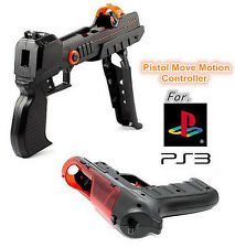 Precision Shot Hand Gun Move Motion Controller for PlayStaion PS3 Shooting Games