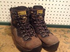 ASOLO Gore-Tex CERRO TORRE GTX Leather Hiking Trail Boots Brown Men's US Size 8