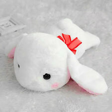 Plush Bunny Rabbit Long Ear Lying Gesture Cushion Pillow Toys Christmas Gift HOT