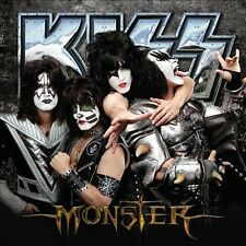 Monster by Kiss (CD, Oct-2012, Universal)