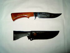 Hunting Knife Custom Made