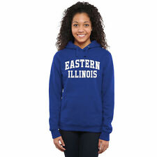 Eastern Illinois Panthers Women's Everyday Pullover Hoodie - Royal - NCAA