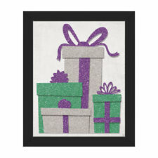 Click Wall Art 'Sour Apple Grape Gifts ' Framed Graphic Art