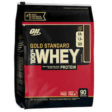 Optimum Nutrition Gold Standard 100% Whey Protein, 90 Servings