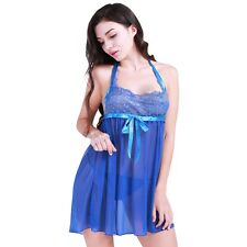 PLUS Size Lingerie Dress Women Nightwear Underwear Sleepwear G-string Babydoll