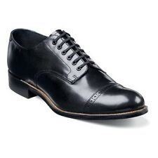 Stacy Adams Madison Cap Toe - Black