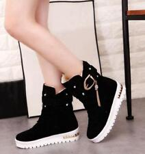 Womens Casual Winter Keep Warm Snow Ankle Boots Fashion Winter Hot Women's Shoes