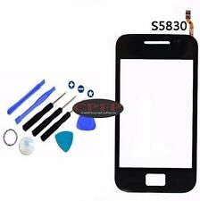 Touch Screen Glass Digitizer Replace For Samsung Galaxy Ace S5830/S5830i + Tools