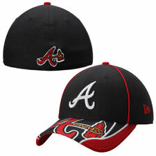 Atlanta Braves New Era MLB Team Illusion 39THIRTY Flex Hat - MLB