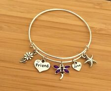 Personalised Gift Bracelets mum sister daughter cousin teacher nan -Gift for Her