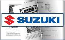 Suzuki DF25 4-Stroke Outboard Service Repair Manual 2010-2011