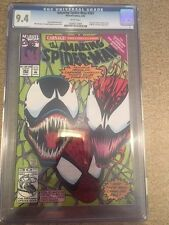 The Amazing Spider-Man #363 (Jun 1992, Marvel) CGC 9.4
