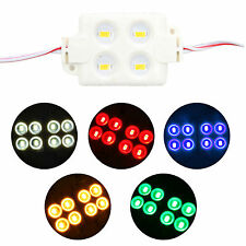 5630 4LED SMD Module Injection Waterproof LED Strip Light Sign Storefront DC 12V