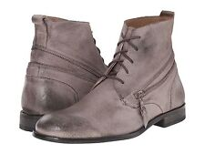 55% OFF NEW Mens JOHN VARVATOS Star Zip Wrap Boot Brown   Retail $221