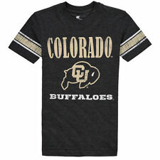 Colorado Buffaloes Colosseum Youth Free Agent T-Shirt - Black - - NCAA