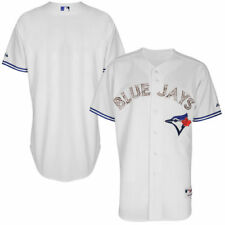 Toronto Blue Jays Majestic Fashion USMC Authentic Team Jersey - White - MLB