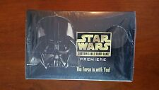 Star Wars CCG Factory Sealed Premiere Edition Black Border Box - by Decipher