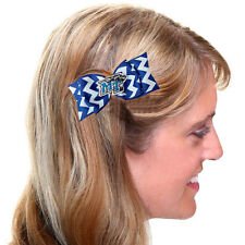 Middle Tennessee State Blue Raiders Womens Chevron Tux Bow Pair - NCAA