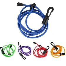 4mm Elastic Kayak Canoe Safety Rod Leash Fishing Rod Lanyard Paddle Leash U4Y4