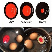 Egg Perfect Color Changing Timer Yummy  Boiled Eggs + Spring Wire Egg Cup V1