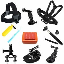 Camera Head Chest Mount Harness Monopod for GoPro Hero 1 2 3 3+ 4 5 Session
