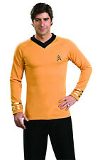 Star Trek Deluxe Captain Kirk Adult Men's Halloween Costume 888982