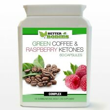 Raspberry Ketone Complex & Green Coffee Bean Extract Weight Loss Better Bodies