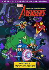 The Avengers: Earths Mightiest Heroes, Vol. 6 (DVD, 2013, 2-Disc Set)