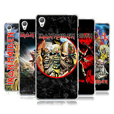 OFFICIAL IRON MAIDEN ART SOFT GEL CASE FOR SONY PHONES 1